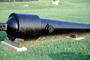8-Inch Parrott Cannon, 200 Pounder, Artillery, gun, Cannons, firepower, Morris Island, Civil War, coastal defense, coast, MYAV04P11_09