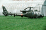 AFF, French Army, Aerospatiale Gazelle, Helicopter, Quonset Hut