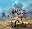 Fife and Drum Corps, Patriots, Revolutionary War, American Revolution, History, Historical, Battlefield, Continental Army, War of Independence, MYAV06P01_04