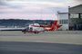 Coast Guard Air Station San Diego, CGAS at KSAN, HH-65 Dolphin, Harbor, USCG
