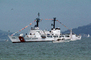 USCGC MIDGETT (WHEC-726), Coast Guard Cutter, 726, Golden Gate 50th Anniversary Celebration, USCG