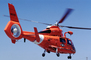 HH-65 Dolphin Coast Guard Helicopter, USCG