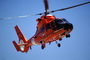 Rescue Demonstration, HH-65 Dolphin, USCG