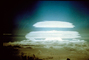 Mushroom Cloud, Thermonuclear Explosion, Hydrogen Bomb, dry fuel hydrogen bomb, Bikini Atoll, Marshall Islands, March 1, 1954, detonation, MYEV01P03_13.1698