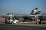 F-35A Lightning II, Tow Tractor, USAF, MYFD03_268