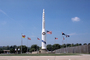 LGM-30 Minuteman Missile, ICBM, USAF, HQ Strategic Air Command, Offutt Air Force Base, Bellvue Nebraska, wind, windy, nuclear, land-based intercontinental ballistic missile, Air Force Global Strike Command