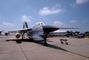 "B-58A, ""Greased Lightning"", 059, supersonic nuclear bomber, J79-5B, J79 turbojet, 1950's, MYFV03P07_07.1699"