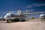 Boeing YC-14, STOL, High LIft, Tactical airlifter, Monthan Davis Air Force Base, MYFV03P13_11.1699