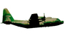 60224, Lockheed MC-130P Hercules, 66-0224, photo-object, object, cut-out, cutout, MYFV03P15_10F