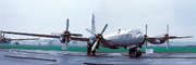 Boeing WB-50D Superfortress, Wright-Patterson Air Force Base, Fairborn, Ohio, Panorama, MYFV06P11_19B