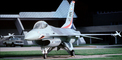 Lockheed F-16 Fighting Falcon, Wright-Patterson Air Force Base, Fairborn, Ohio, Panorama, MYFV07P11_17B