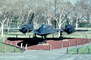 Castle Air Force Base, Atwater, California, Lockheed SR-71, Blackbird, MYFV10P12_17