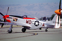 North American P-51D Mustang, tailwheel, MYFV11P02_01