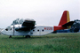 N122S, Chase YC-122C Avitruc, XG-18, Twin-Engine Tactical Airlifter, MYFV12P06_15