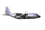0-70518, Lockheed C-130, Hercules, USAF, photo-object, object, cut-out, cutout