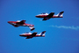 CT-114 Tutor basic pilot training aircraft, Canadian Snowbirds, MYFV14P02_02