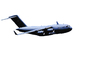 McDonnell Douglas C-17 Globemaster III, photo-object, object, cut-out, cutout