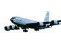 Boeing KC-135 Stratotanker, Aerial Tanker, photo-object, object, cut-out, cutout, MYFV14P11_06F