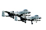 A-10 Thunderbolt, Warthog, photo-object, object, cut-out, cutout, MYFV14P12_01F