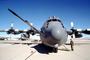 "Gunship, AC-130H Spectre, Spooky, Nellis Air Force Base, 6573, 69-6573, ""Heavy Metal"", Attack Aircraft, MYFV17P07_03"