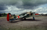 Russian Trainer Aircraft, prop