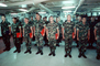Marine Detachment for Security on Board the USS Ranger