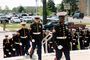 US Marines, Quantico, Virginia, Uniform Blues, MYMV04P03_14