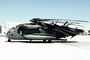 Sikorsky CH-53 Stallion, folded rotor blades