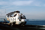 Sikorsky SH-3 Sea King, USS Kitty Hawk (CV-63), MYNV02P06_19