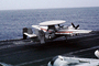 Grumman E-2C Hawkeye, NE-602, 163027, VAW-116 'Sun Kings', touch-and-go, take-off, MYNV06P10_15
