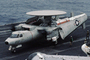Grumman E-2C Hawkeye, NE-602, 163027, VAW-116 'Sun Kings', folded wings, MYNV06P12_19B