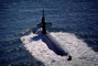 USS Drum, SSN 667, Nuclear Powered Sub, American, Sturgeon-class attack submarine, USN, United States Navy, MYNV07P12_06.1705