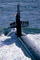 USS Drum, SSN 667, Nuclear Powered Sub, American, Sturgeon-class attack submarine, USN, United States Navy, MYNV07P12_06B