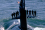 USS Drum, SSN 667, Nuclear Powered Sub, American, Sturgeon-class attack submarine, USN, United States Navy, MYNV07P12_06C
