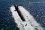 USS Asheville, SSN 758, Nuclear Powered Sub, American, Los Angeles-class submarine, USN, United States Navy, MYNV07P12_19