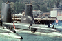 Naval Base Point Loma, Submarine Base, USN, United States Navy, March 1971