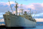 Jeremiah O'Brien, Liberty Ship, Cargo, World War-II, WW2, WWII