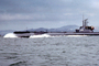 SS-318 USS Baya, Balao class Submarine, World War-II, WW2, WWII, 318, USN, United States Navy, MYNV09P15_11B