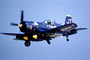 Vought F4U Corsair, World War-II, WW2, WWII, Rockets, Bombs