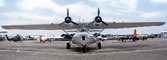 PBY-5A, 1940, Pensacola Naval Air Station, National Museum of Naval Aviation, Panorama, 1940's, NAS, MYNV14P06_14B