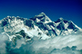 Mount Everest, Himalayas, Sagarmatha, Chomolungma, Mt. Everest, NANV01P03_05.1270