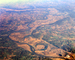 River Valley, Meander, Meandering, Fields, NLOV01P01_12