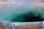 bubbles and steam, Extremophile, Thermophile, Hot Spring, Geothermal Feature, activity, NNYV02P04_02.0938