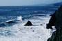 Big Frothy Waves, Spray, Marin Headlands, Marin County, Point Bonita, NPNV12P11_01
