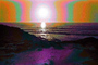 psychedelic sunset over the waves, psyscape, NPSPCD0653_091B