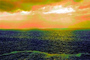 psychedelic ocean and clouds, psyscape, NPSPCD0653_108B