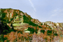 Sedona, Oak Creek Canyon, Cliffs, Mountains, NSAPCD3344_038B