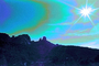 Sedona, Oak Creek Canyon, Sun, psyscape, NSAPCD3344_066B