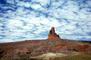 geologic feature, butte, Owl Rock, Monument Valley, Arizona, NSAV01P01_01