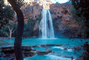 Havasupai Falls, Waterfall